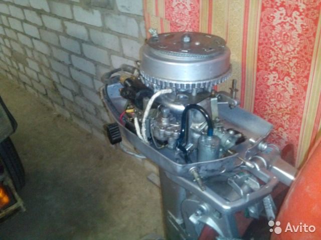 купить лодочный мотор ветерок волгоградская