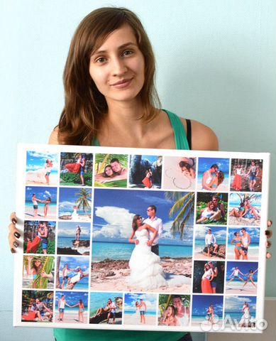 Фотопечать на холсте печать на холсте постеров фото