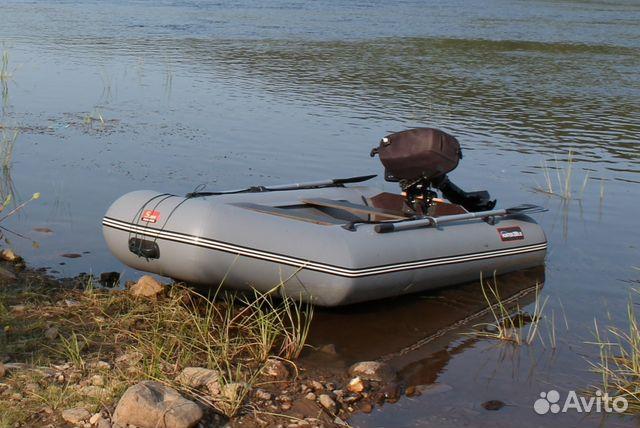 лодка пвх под мотор хантер 290 под мотор