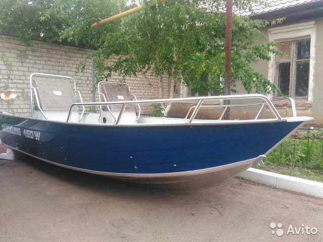 авито россия лодка алюминиевая