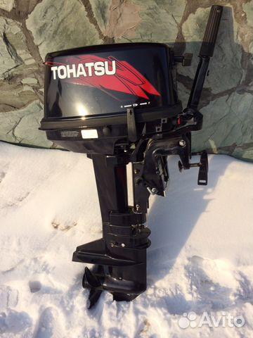 год выпуска лодочного мотора tohatsu по номеру