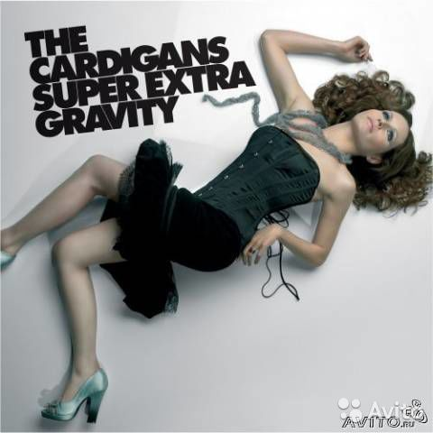 CD The Cardigans. Super Extra Gravity
