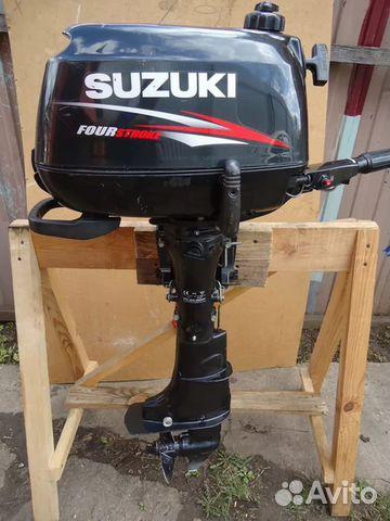 лодочный мотор suzuki df6s