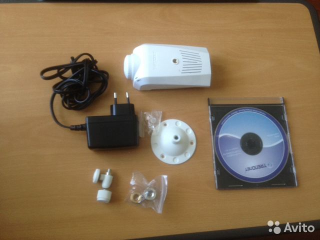 Trendnet TV-IP100 Drivers for PC