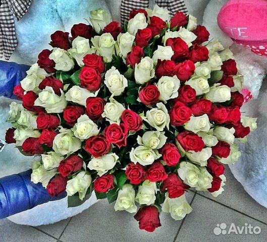 Купить цветы на авито в перми голубые розы купить киеве