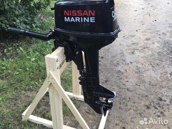 лодочные моторы в москве ниссан марине