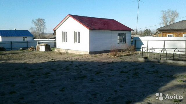 Дом 42 м² на участке 7 сот. 89827842425 купить 1