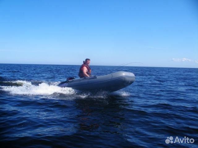 авито лодка пвх флагман 320