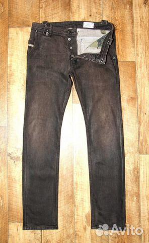 7d974bd17f9 Подростков джинсы Diesel slylow 008GL узкие стрейч