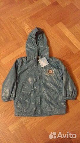 Куртка новая 89512317850 купить 1