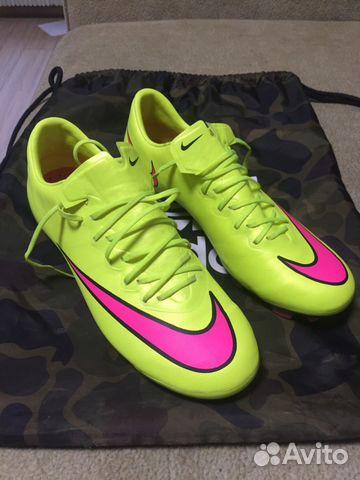 a02a31e7583f Бутсы Nike mercurial шипы   Festima.Ru - Мониторинг объявлений