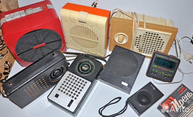 Радиоприемник фестиваль