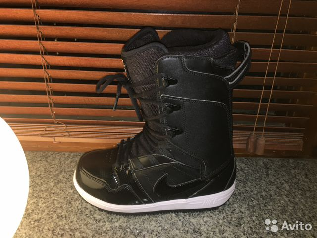 fdd7e55a Ботинки для сноуборда Nike Vapen US 6.5 EUR 37,5 | Festima.Ru ...
