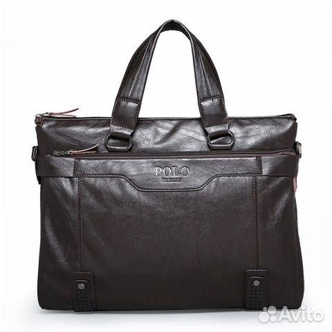 f4996adfe9e1 Мужская сумка Polo (Поло) купить в Республике Татарстан на Avito ...