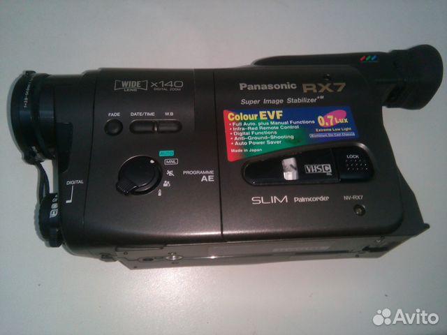 Panasonic nv rx7en инструкция