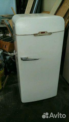 холодильник зил времен ссср 1956г купить в московской области на
