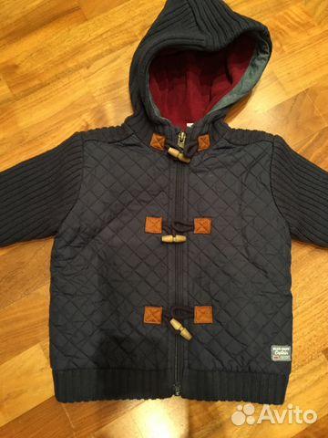 Куртка Chicco, размер 80-86