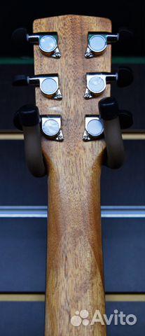 Акустическая гитара с чехлом Cort Earth Mini OP купить 5