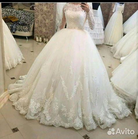 7330e4564d8663c Прокат Продажа Свадебное Платье купить в Республике Дагестан на ...