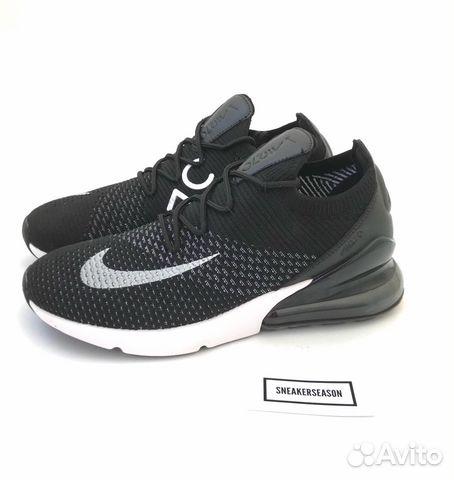 c3826ba8 кроссовки Nike Air Max 270 Flyknit купить в санкт петербурге на