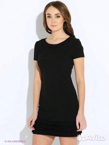 db51adc27989446 Oodji (Оджи) женское повседневное платье купить в Москве на Avito ...