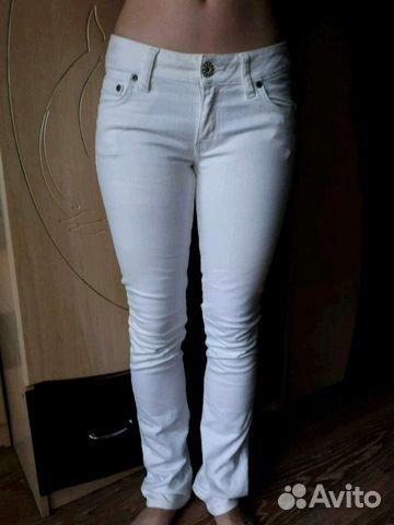 8c0e098a3c7 Белые джинсы H M купить в Санкт-Петербурге на Avito — Объявления на ...
