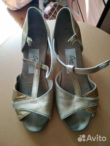 5050dc8cfae84 Туфли для бальных танцев 18.5 см по стельке - Личные вещи, Детская одежда и  обувь - Московская область, Клин - Объявления на сайте Авито