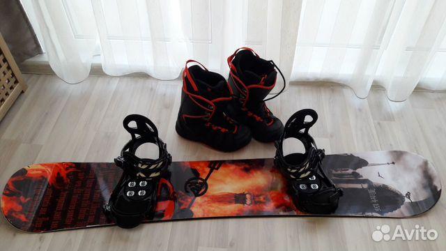 Продам ботинки для сноуборда купить в Ивановской области на Avito ... 163ff32127c