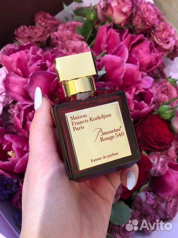 Baccarat Rouge 540 Extrait De Parfum распив 10мл купить в москве на