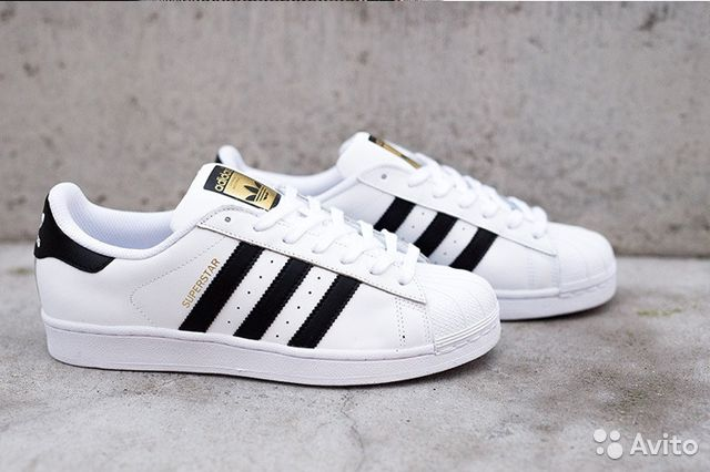 Кроссовки Adidas SuperStar кожаные купить в Краснодарском крае на ... 920ec7765cddb