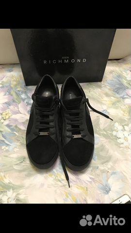 10f3cea6 Richmond полусапожки и туфли(кеды) купить в Москве на Avito ...