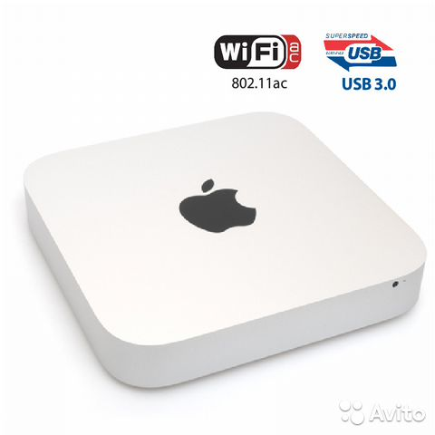 Mac Mini MD387 i5 2.5 ггц (Late 2012)