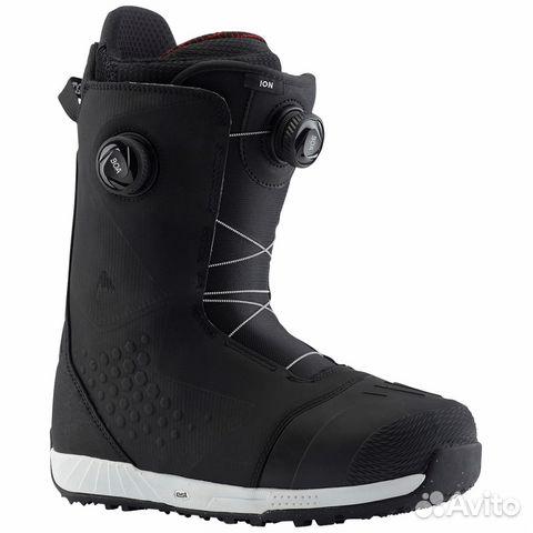 Ботинки для сноуборда burton ION BOA купить в Москве на Avito ... ce24cb47977