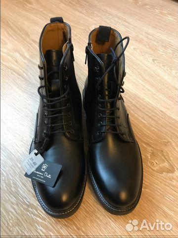 8c2d76b05f90 Ботинки Massimo Dutti Новые   Festima.Ru - Мониторинг объявлений