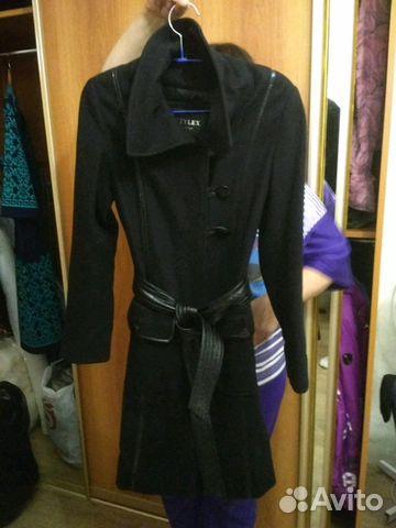 пальто женское шерсть 42р купить в пермском крае на Avito