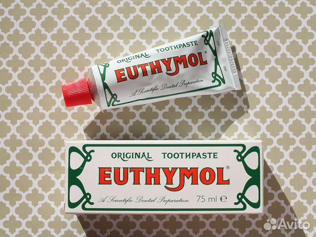 euthymol original toothpaste waitrose amp partners - 640×480