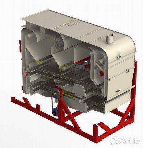 Зерноочистительная машина мзу-80-40-20 89275271145 купить 4