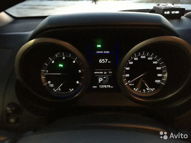 Toyota Land Cruiser Prado, 2014 89125214510 купить 6