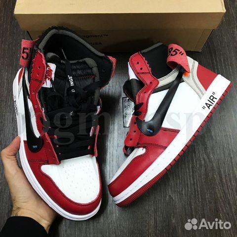 04a74fffdeec Nike Air Jordan 1 Retro x Off White   Festima.Ru - Мониторинг объявлений