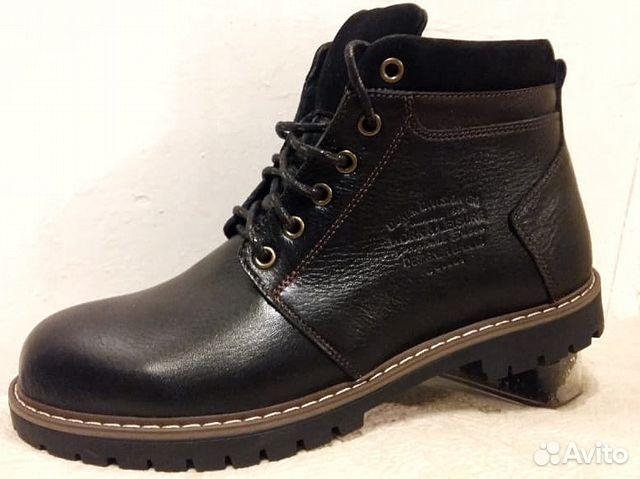 13c771d7b Ботинки мужские зимние кожаные | Festima.Ru - Мониторинг объявлений