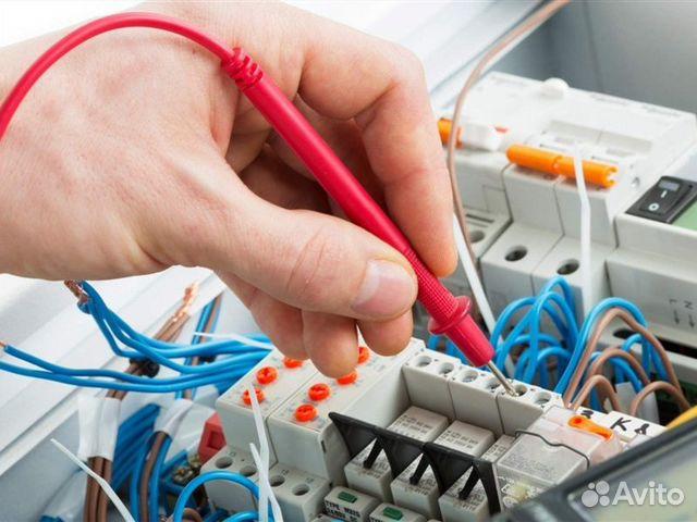 электро строительные услуги