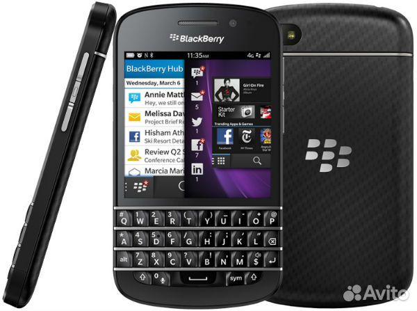 Blackberry Q10 89207294452 купить 1