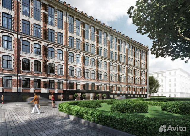 Продается четырехкомнатная квартира за 15 490 000 рублей. Город Москва, р-н Басманный Нижняя Красносельская ул, 35.