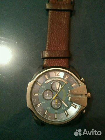 Наручные часы Diesel DZ4281 с хронографом