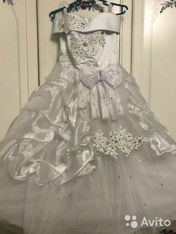 435c3905cf63814 Платье нарядное на девочку 10-12 лет купить в Московской области на ...