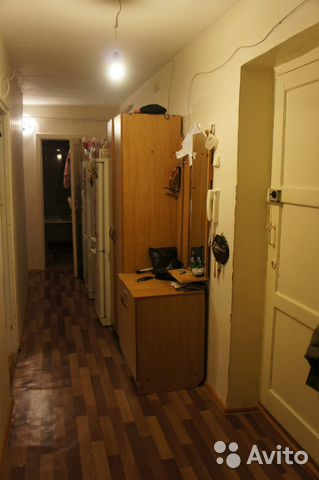 Продается четырехкомнатная квартира за 3 080 000 рублей. Егорова ул, 1.