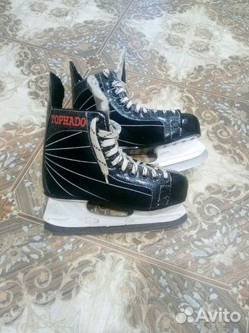 39e1f9fecf28 Коньки хоккейные купить в Курганской области на Avito — Объявления ...