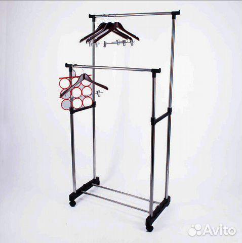 Передвижная стойка для одежды 4e94ff4dd14cc