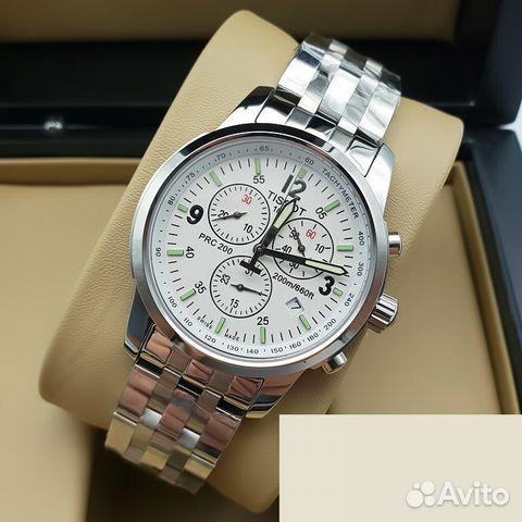 Кварцевые мужские часы тиссот prc 200 до 500 рублей в день