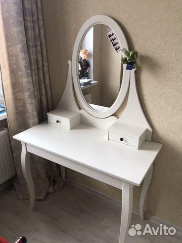 туалетный столик икеа хемнэс купить в санкт петербурге на Avito